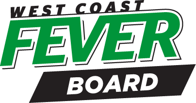 West Coast Fever Board Logo